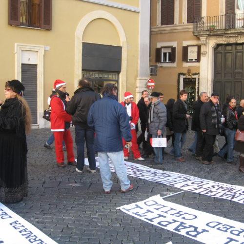 Manifestazione di Roma -18 12 2010 1