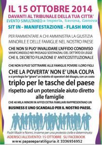 Volantino Liguria