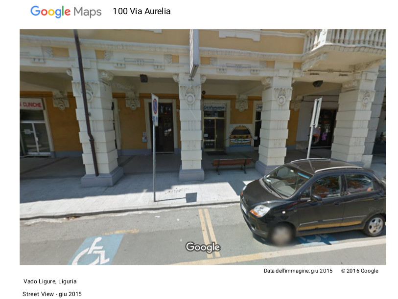 100-via-aurelia-google-maps
