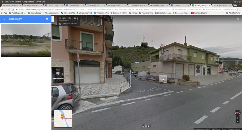 IMPERIA: Incontro mensile @ Locali c/o Carpe Diem | Imperia | Liguria | Italia