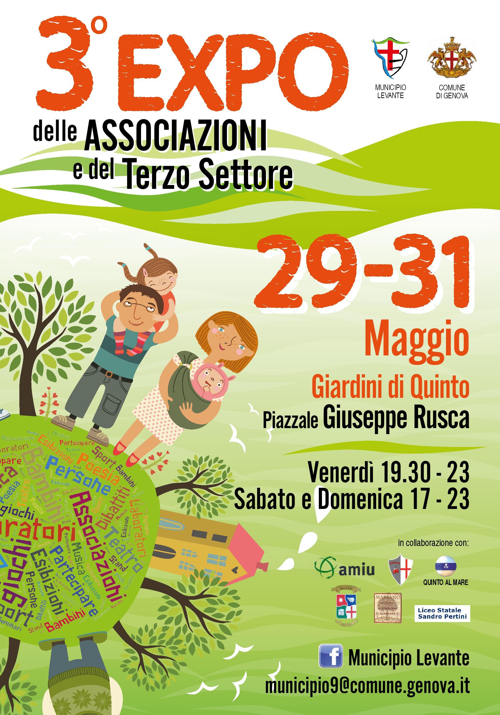GENOVA:Siamo presenti all' EXPO, vieni a trovarci !! @ Genova  | Genova | Liguria | Italia