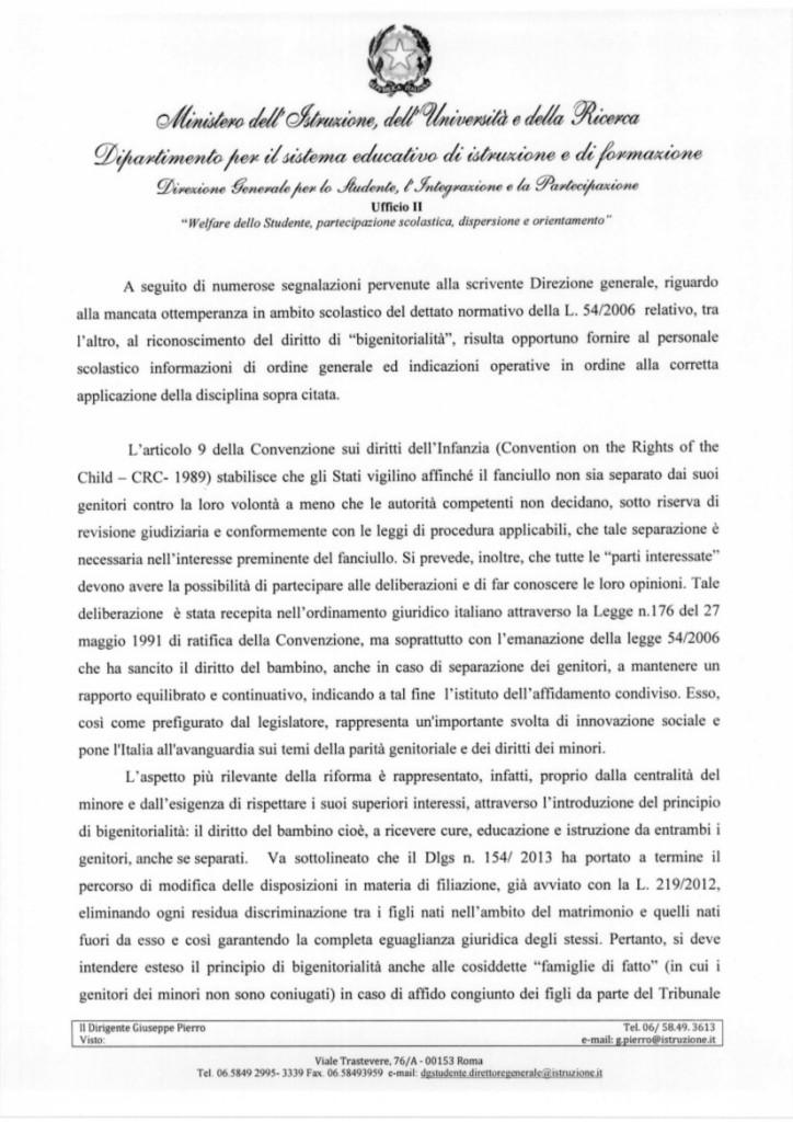 INDICAZIONI OPERATIVE LEGGE 54.2006 GENITORI DEI FIGLI 5336-2.9.15 pg2