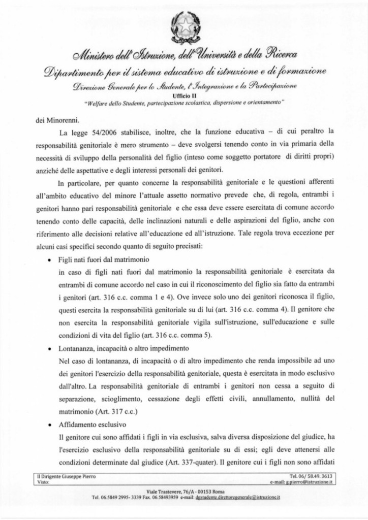 INDICAZIONI OPERATIVE LEGGE 54.2006 GENITORI DEI FIGLI 5336-2.9.15 pg3