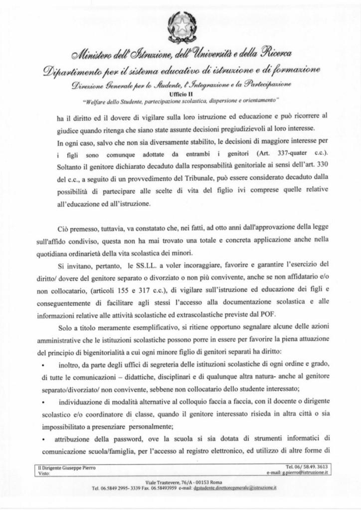 INDICAZIONI OPERATIVE LEGGE 54.2006 GENITORI DEI FIGLI 5336-2.9.15 pg4