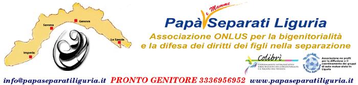 Papà Separati Liguria