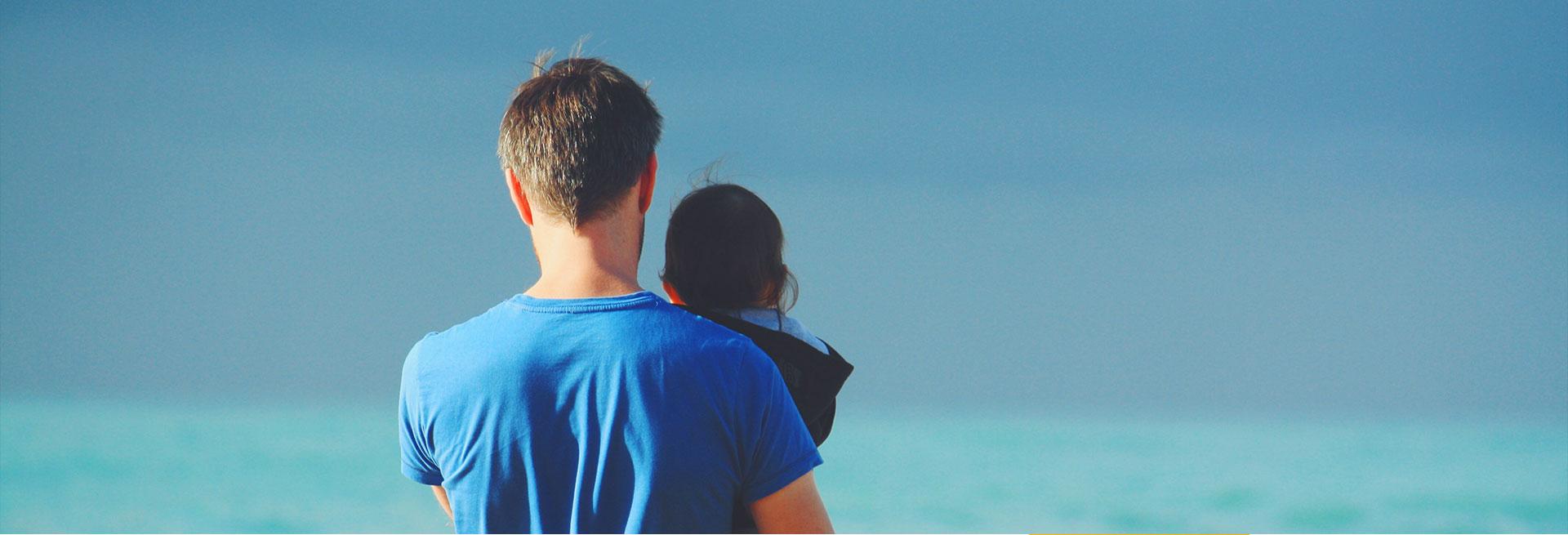 Papà separati liguria, biogenitorialità